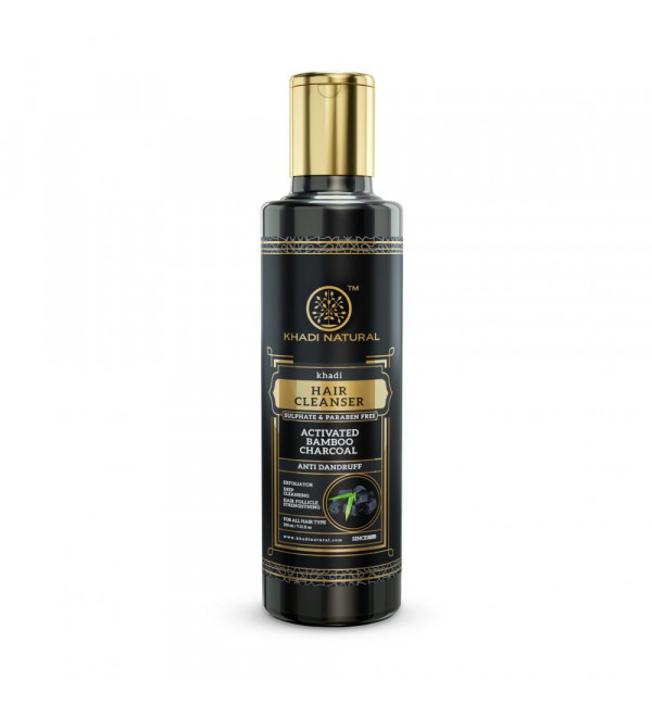 Activated Bamboo Charcoal Hair Cleanser