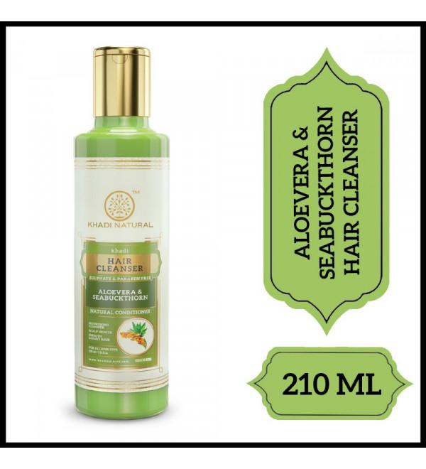 Aloevera & Seabuckthorn Hair Cleanser