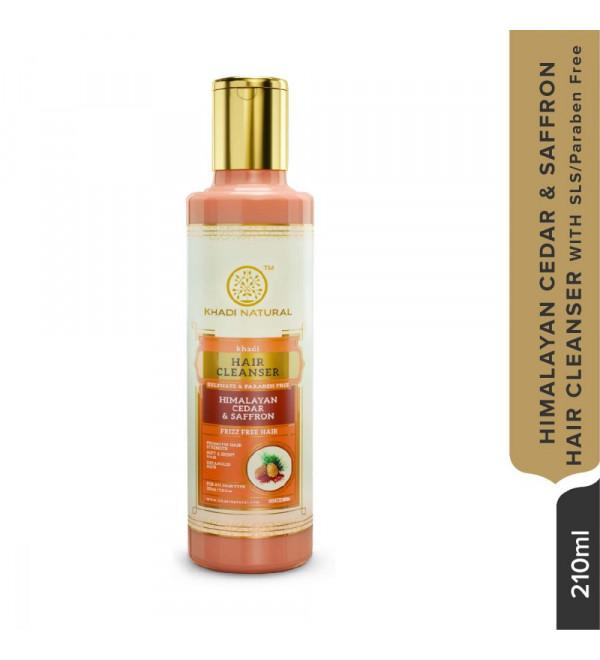 Himalyan Cedar & Saffron Hair Cleanser