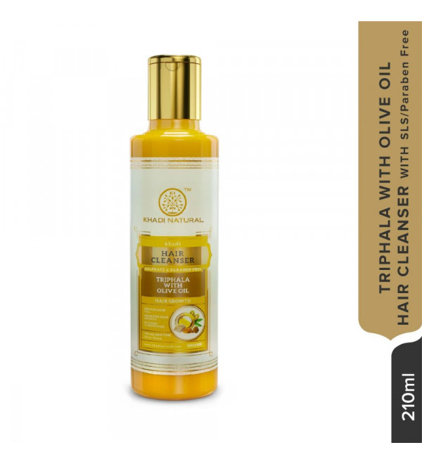 Triphala with Olive Oil Hair Cleanser