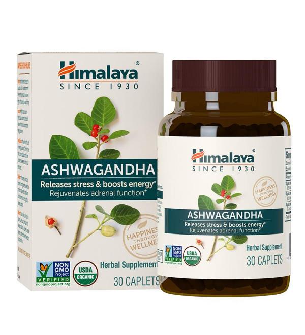 Ashwagandha (HIMALAYA)