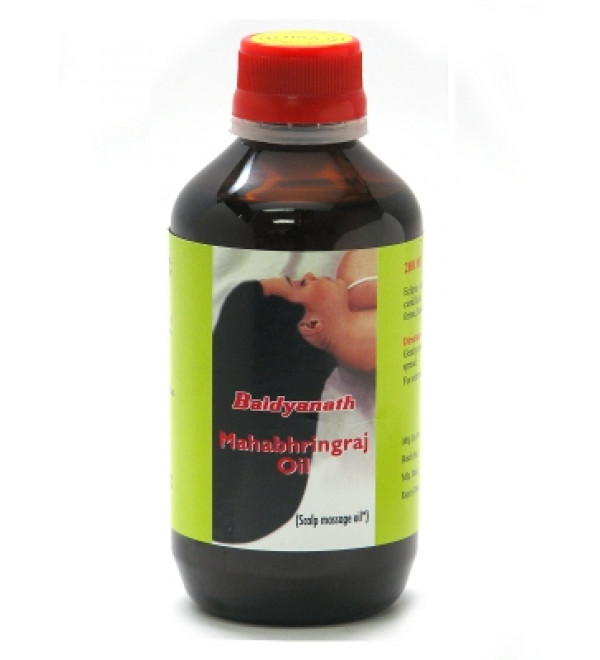 Mahabhringraj oil (Large)