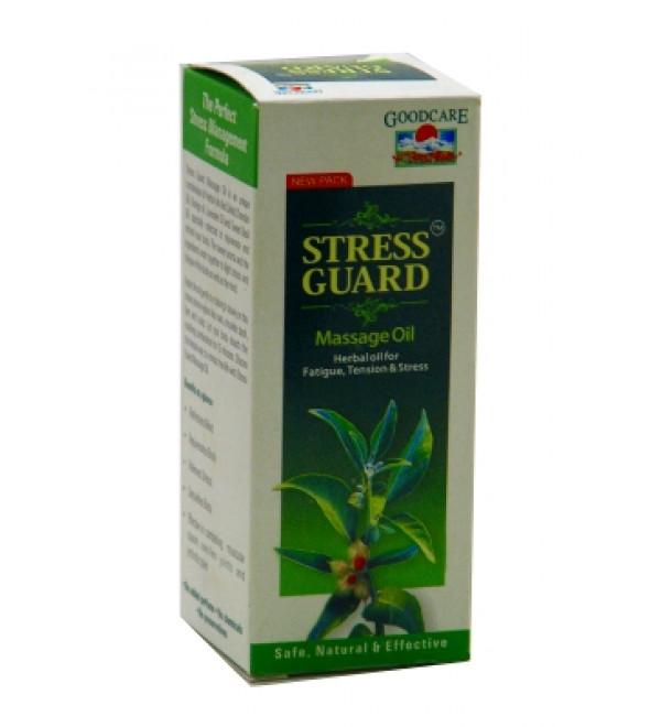 Stress Guard Anti Stress Massage Oil
