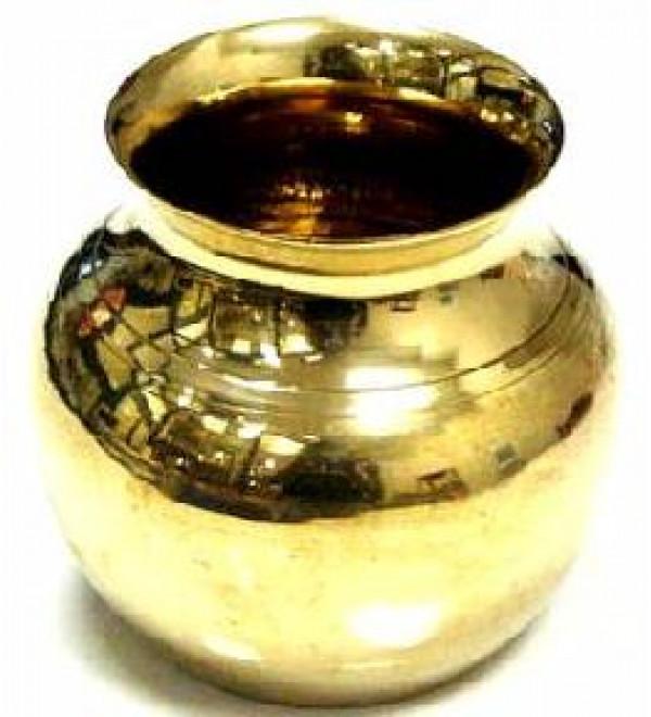 Brass Pot (Kalash)