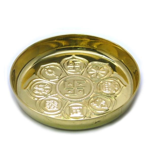 Brass Plate: Asthavinayaka