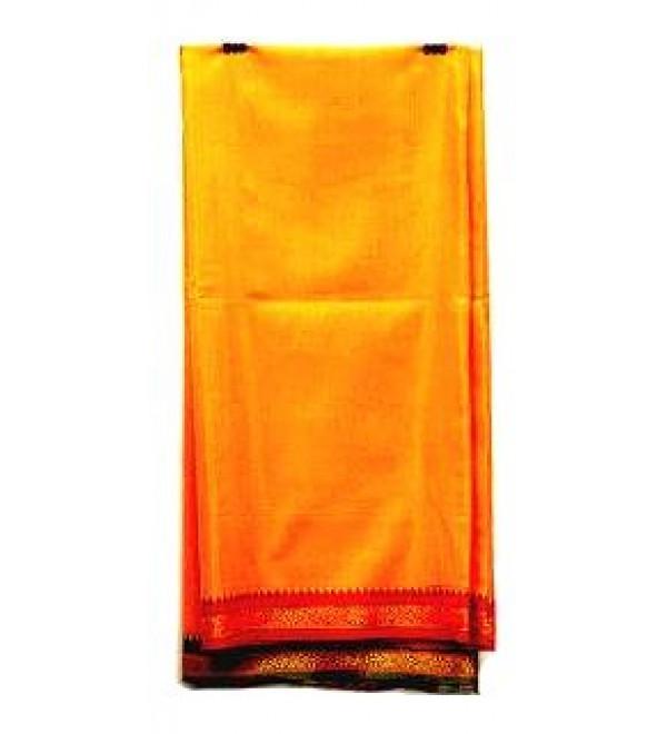 Dhoti: Orange