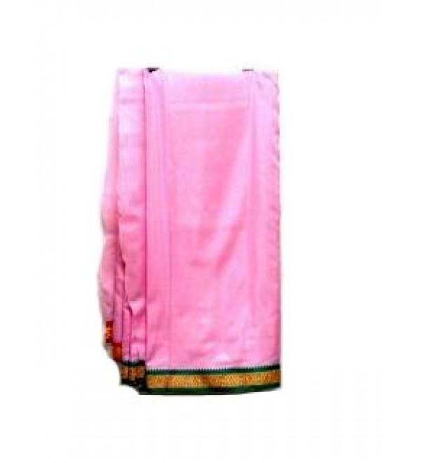 Dhoti: Pink