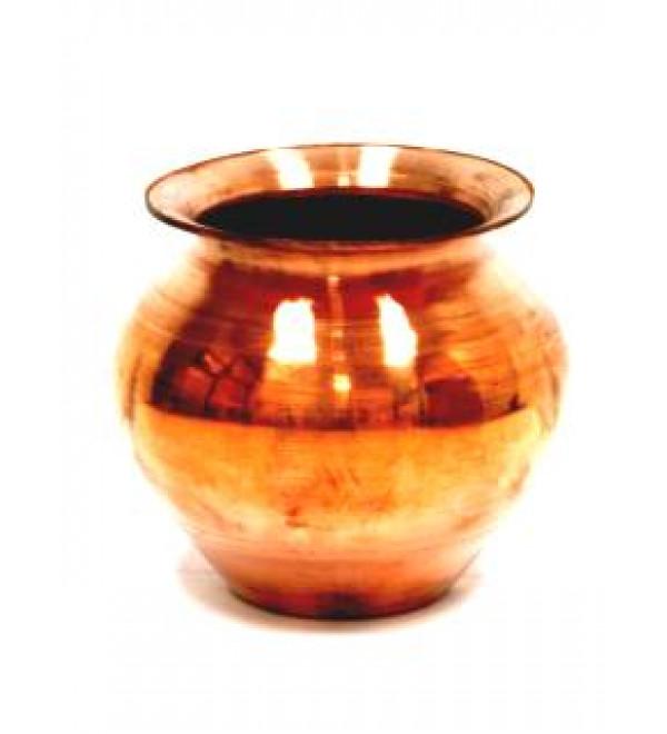 Copper Lota (Pot)